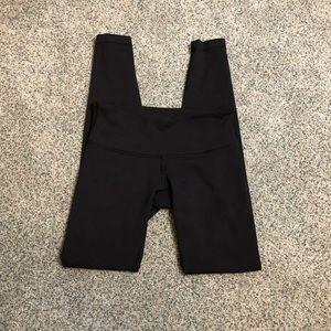 Lululemon Leggings Basic Black